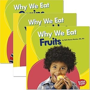 Cover: Bumba Books ® — Nutrition Matters — Library Bound Set