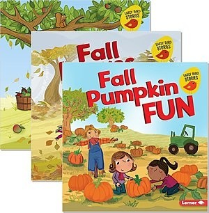 Cover: Fall Fun (Early Bird Stories ™) — Library Bound Set