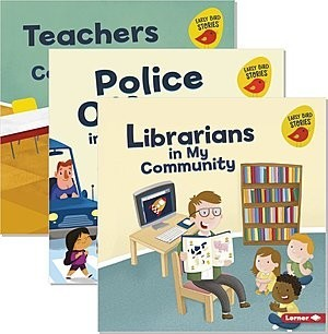 Cover: Meet a Community Helper (Early Bird Stories ™) — Library Bound Set