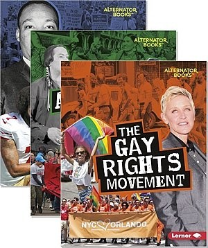 Cover: Movements That Matter (Alternator Books ™) — Library Bound Set