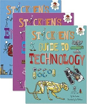 Cover: Stickmen's Guides to STEM — Library Bound Set