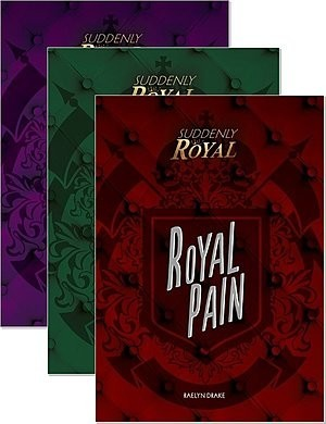 Cover: Suddenly Royal — Hardcover Set