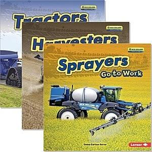 Cover: Farm Machines at Work — eBook Set