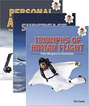 Cover: Feats of Flight — eBook Set