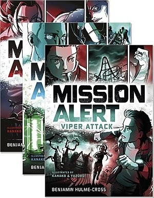 Cover: Mission Alert — eBook Set