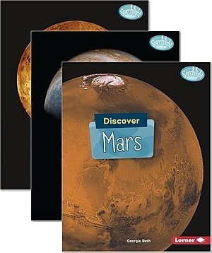 Cover: Searchlight Books ™ — Discover Planets — eBook Set