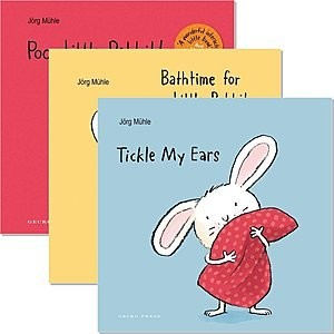 Cover: Little Rabbit — Board Book Set