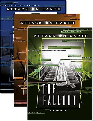 Cover: Attack on Earth — Paperback Set