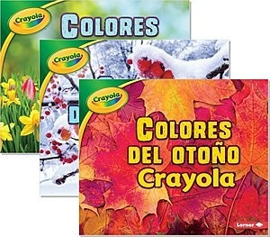 Cover: Estaciones Crayola ® (Crayola ® Seasons) — Paperback Set