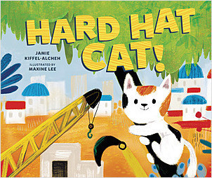 Cover: Hard Hat Cat!