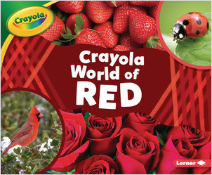 Cover: Crayola ® World of Red
