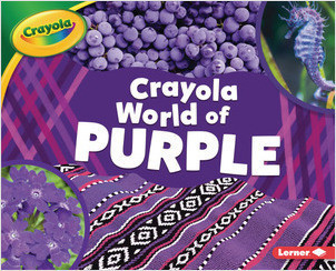 Cover: Crayola ® World of Purple