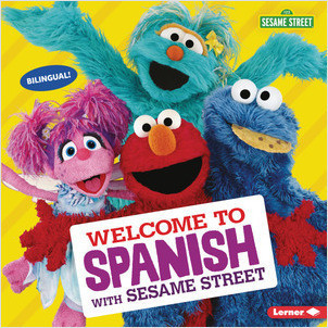 Cover: Welcome to Spanish with Sesame Street ®