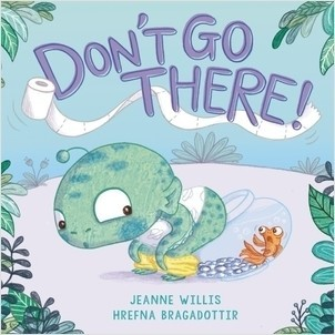 Cover: Don't Go There!