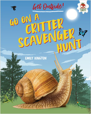 Cover: Go on a Critter Scavenger Hunt