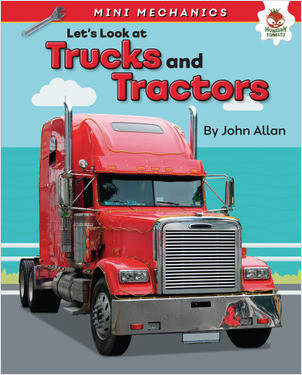 Cover: Let's Look at Trucks and Tractors