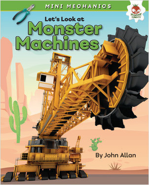 Cover: Let's Look at Monster Machines