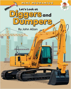 Cover: Let's Look at Diggers and Dumpers