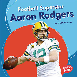 Cover: Football Superstar Aaron Rodgers