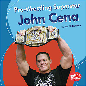 Cover: Pro-Wrestling Superstar John Cena