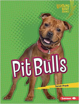 Cover: Pit Bulls