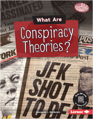 Cover: What Are Conspiracy Theories?