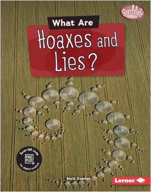 Cover: What Are Hoaxes and Lies?
