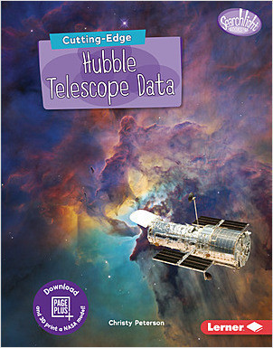 Cover: Cutting-Edge Hubble Telescope Data