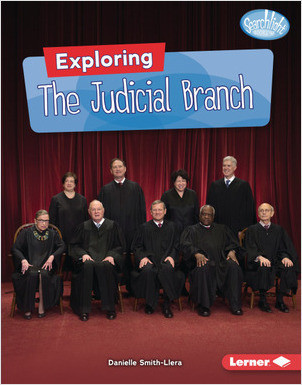 Cover: Exploring the Judicial Branch