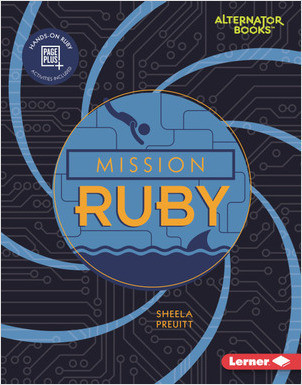 Cover: Mission Ruby