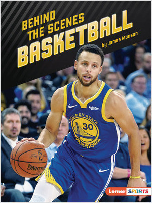 Cover: Behind the Scenes Basketball