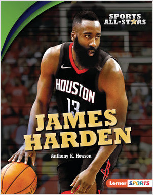 Cover: James Harden