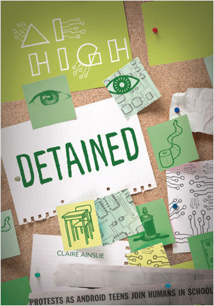 Cover: Detained