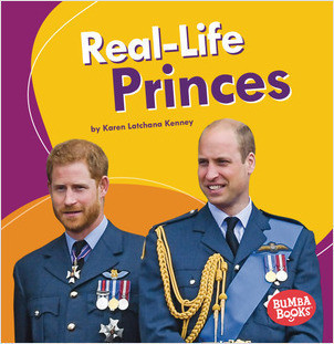 Cover: Real-Life Princes