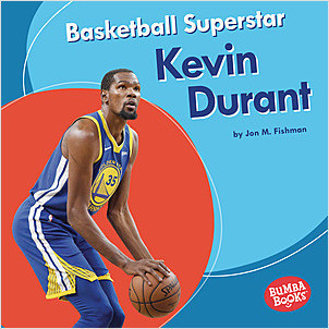 Cover: Basketball Superstar Kevin Durant