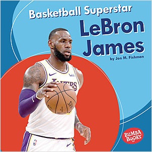 Cover: Basketball Superstar LeBron James