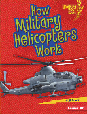Cover: How Military Helicopters Work