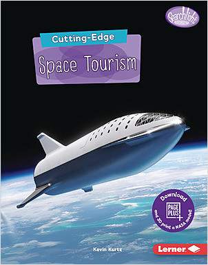 Cover: Cutting-Edge Space Tourism