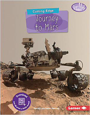 Cover: Cutting-Edge Journey to Mars