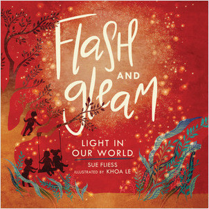 Cover: Flash and Gleam: Light in Our World