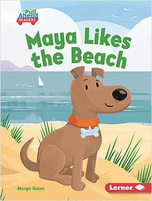 Cover: Maya Likes the Beach