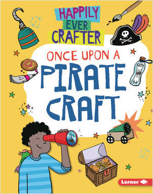 Cover: Once Upon a Pirate Craft