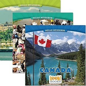 Cover: Hello Neighbor (LOOK! Books ™) — eBook Set