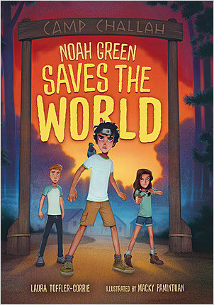 Cover: Noah Green Saves the World