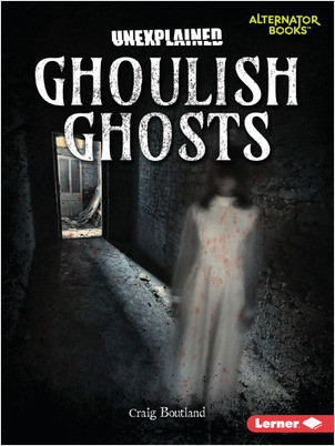 Cover: Ghoulish Ghosts
