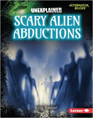 Cover: Scary Alien Abductions