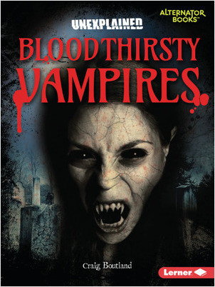 Cover: Bloodthirsty Vampires