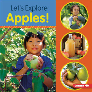 Cover: Let's Explore Apples!