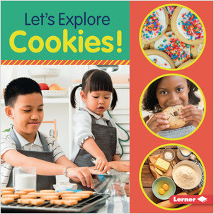 Cover: Let's Explore Cookies!