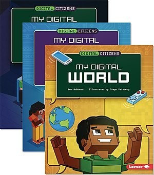 Cover: Digital Citizens — Library Bound Set